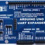 Расширитель портов UART: Фото № 2